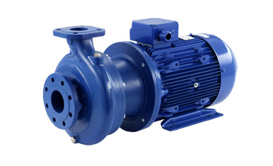 Cast Iron End Suction pumps