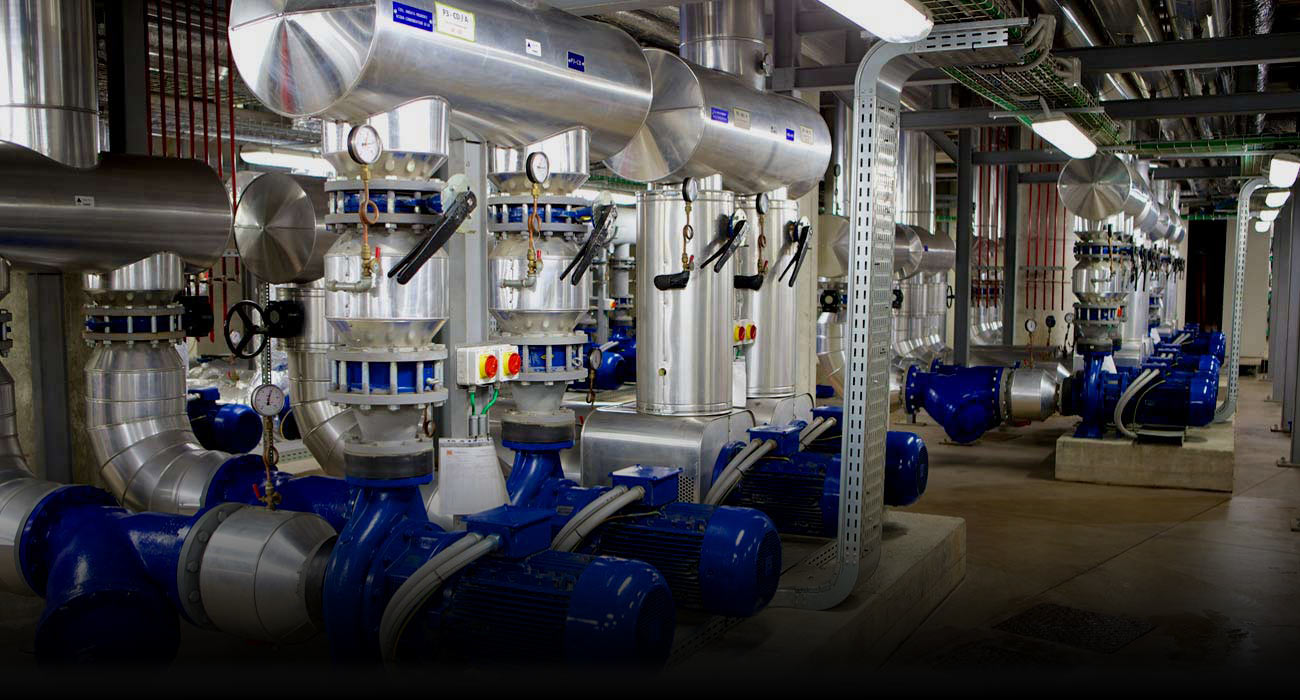 horizontal end suction Pumps in Egypt