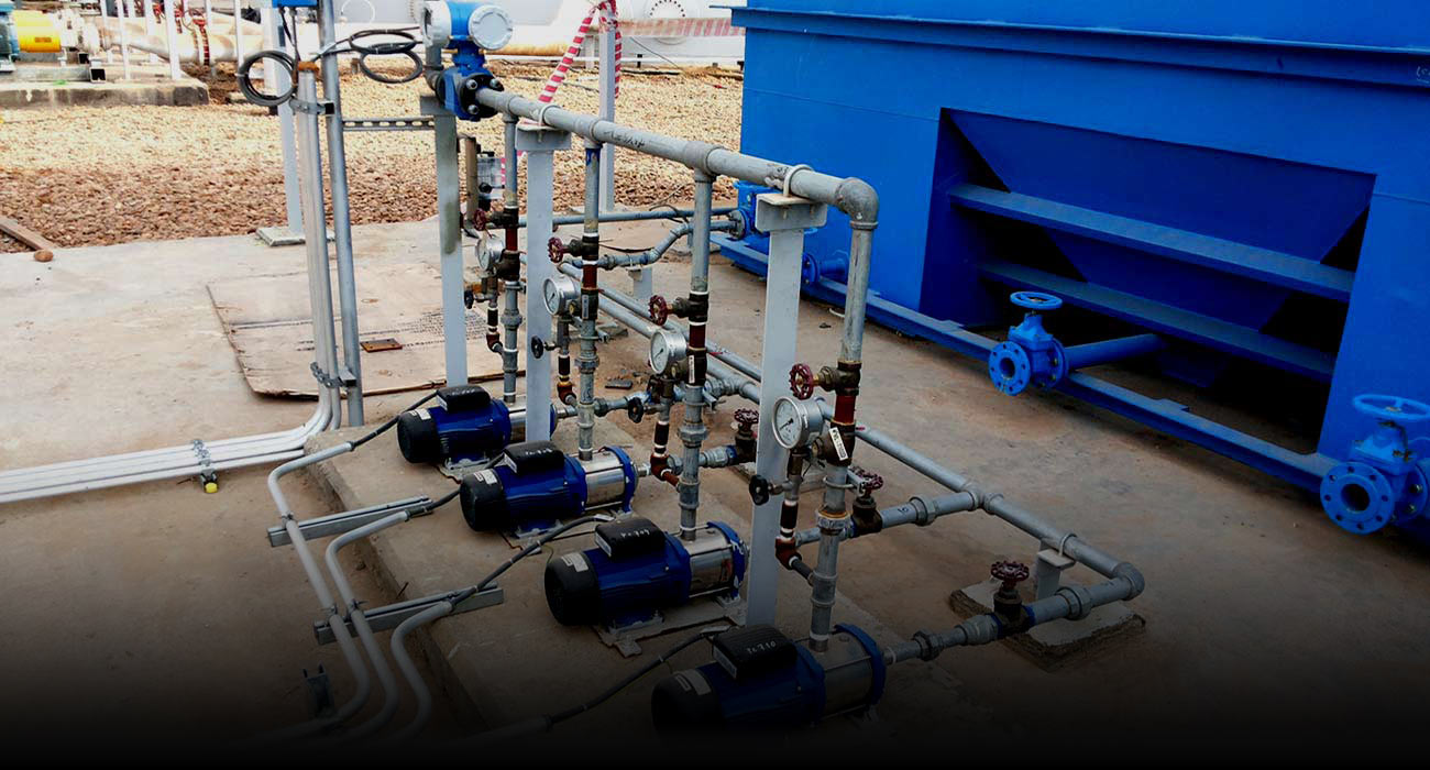 industrial pumps in egypt