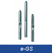 borehole pump GGS Submersible pump