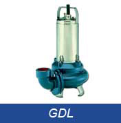 GDL Submersible Wastewater Pump