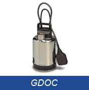GDOC Submersible Drainage Pump