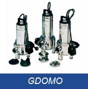 GDOMO Submersible Wastewater Pump