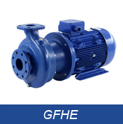 GFH Cast Iron End Suction