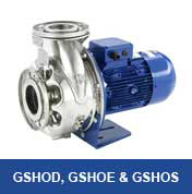 GSH Stainless Steel Pump