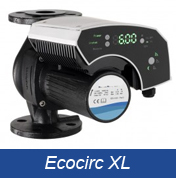 HVAC CIRCULATOR PUMPS