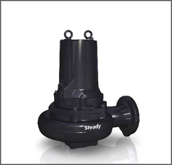 Xylem Sewage Submersible draining pumps