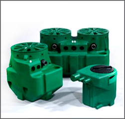 Submersible Sewage pump units