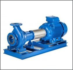 Horizontal End Suction Pumps