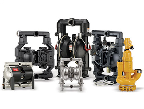 ARO® diaphragm pumps