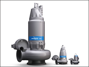 Flygt high capacity sewage pump supplier in egypt
