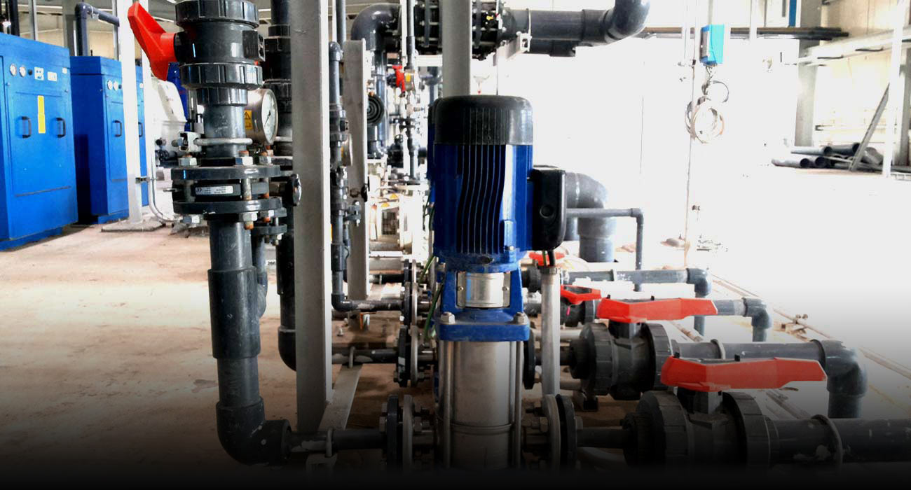 vertical multistage pumps in Egypt